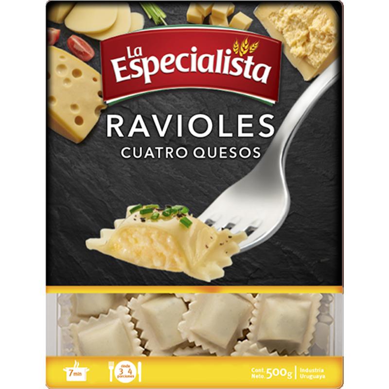 Paquetes para la web ravioles 4 quesos