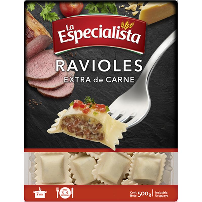 Paquetes para la web ravioles de carne